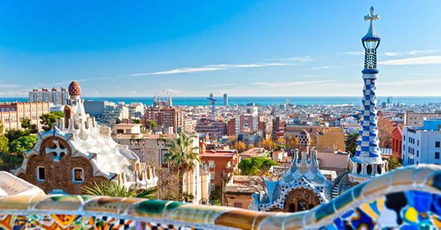 Week-end Barcelone pas cher avec m